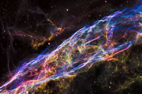 Revisiting the Veil Nebula | ESA/Hubble
