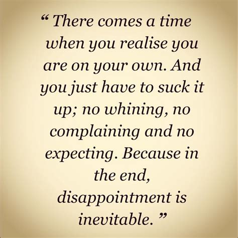 sad disappointment quotes sayings images