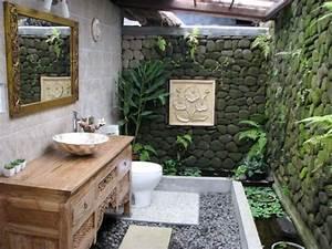 10 idees etonnantes de salle de bains tropicales que vous With salle de bain design avec décoration soirée tropicale