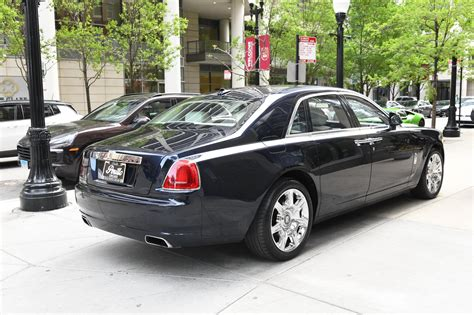 Used Rolls Royce Ghost For Sale used 2012 rolls royce ghost for sale special pricing