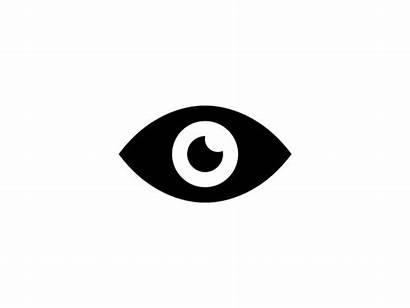 Icon Views Instagram Icons Eye Login Registration