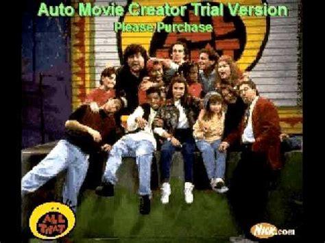 my fav top 10 90s nickelodeon tv shows - YouTube