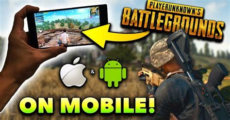 Player Unknown's Battlegrounds (pubg) Full Android Game