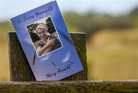 memorial cards detailed information ordering pricing