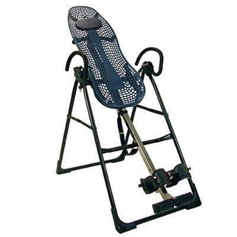 teeter inversion table instructional video teeter hang ups ep 850 inversion table ep series