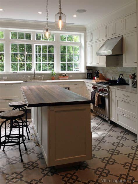 cement tile kitchen quot circulos a quot pattern cement tile villa lagoon tile 2050
