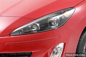 Peugeot 408 Griffe Upgrade Package Announced Image 210352