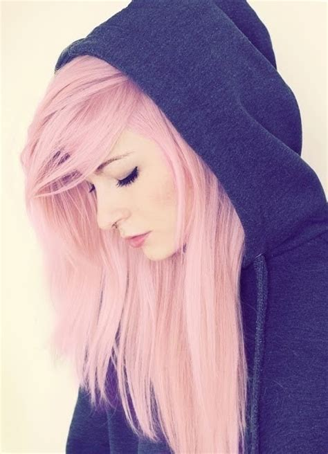 Long Pink Hair Pictures Photos And Images For Facebook