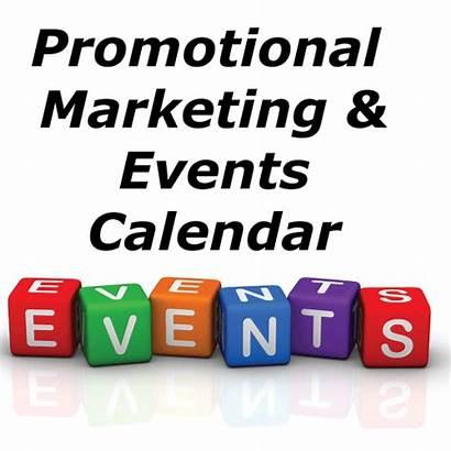 Calendar Events Promotional Marketing Retail Advertising Event