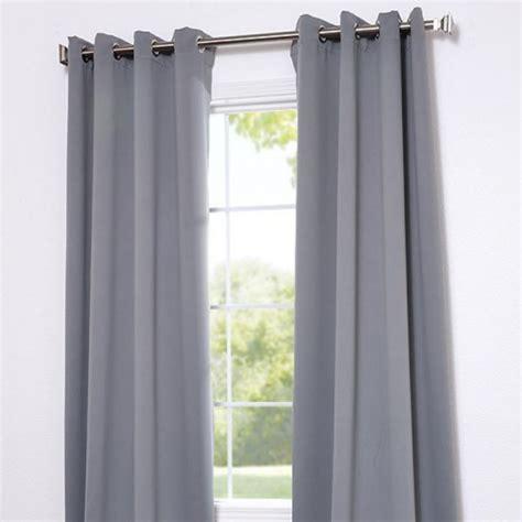 rideau et voilage pas cher rideau isolant gris clair rideau occultant pas cher badaboum