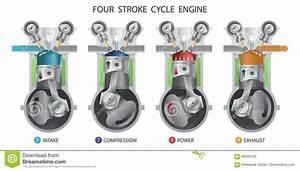 Engine Cartoons  Illustrations  U0026 Vector Stock Images