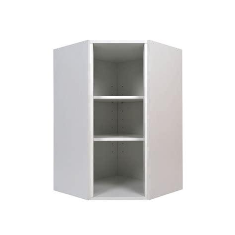 caisson de cuisine haut d angle ah60 92 delinia blanc l60
