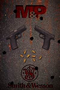Smith and Wesson iphone wallpaper by BradleyBlazed on ...