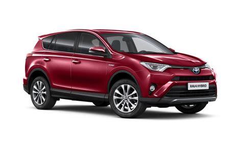 More Hybrid Models Lead Revisions For 2018 Toyota Rav4