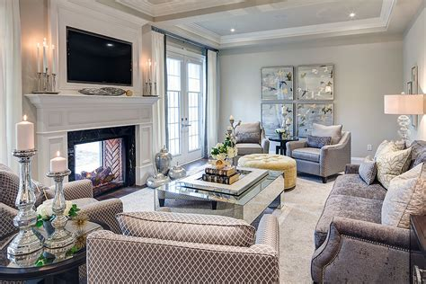 Pictures Of Livingrooms by Copperwood Kleinburg Model Home