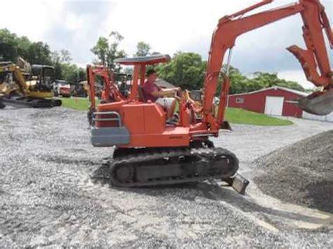yanmar  excavator youtube