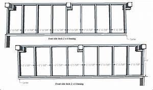 Here Frame deck plans ~ grand woodworking plans