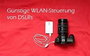 Spiegelreflexkamera Mit Wlan : g nstige wlan wifi steuerung an canon und nikon dslrs blendezwo dominik brenne ~ Heinz-duthel.com Haus und Dekorationen