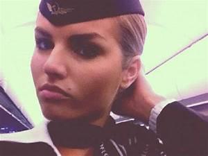 Delta Flight Attendants Uniform Russian Aeroflot Flight Attendant Stewardesses Flight