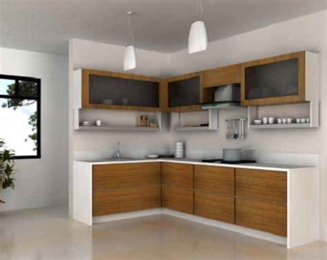 diseno de cocinas modernas en espacios pequenos