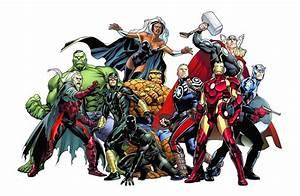 MARVEL CHARACTER LIST | Ultimate Marvel Mania