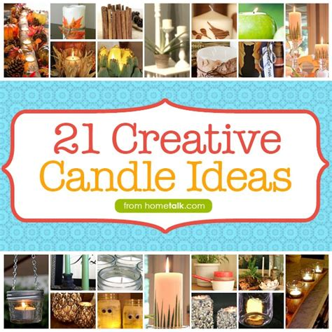 Creative Candle Decorating Ideas For 05 by 113 Best Candles For Light And Decor Images On