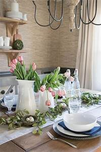 40, Beautiful, Diy, Easter, Table, Decorating, Ideas, For, Spring, 2019, 58