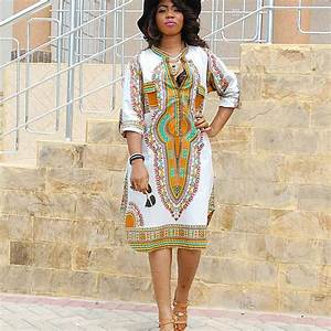 for women dashiki africa clothing traditional dresses hot ...