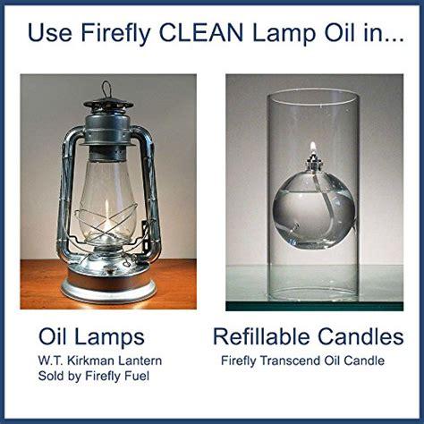 firefly clean l oil 1 gallon smokeless virtually