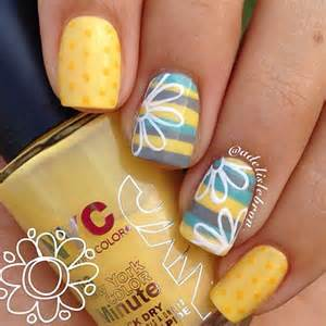 Best spring nail art designs ideas trends stickers