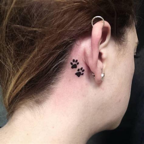 ear tattoo designs meanings nice gentle
