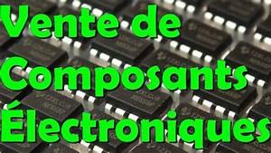 Vente De Composants  U00c9lectroniques