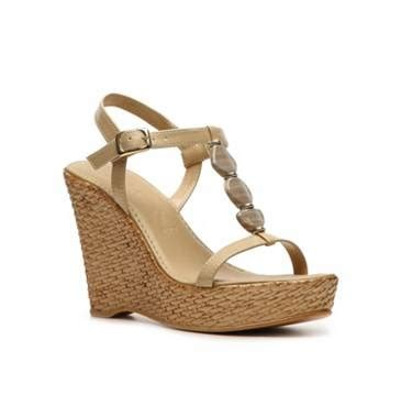 DSW Wedge Sandals Shoes for Women