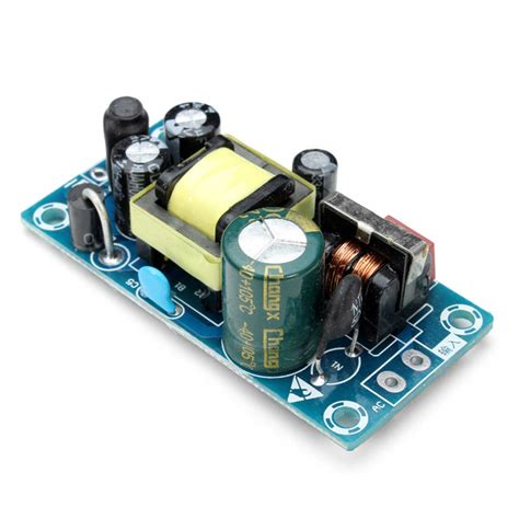 Low Ripple Switching Power Supply Board Circuit