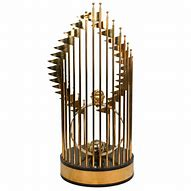 Image result for world series trophy