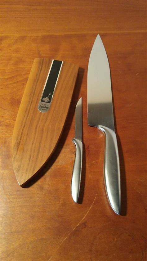 Gerber Kitchen Knives by Gerber Legendary Kitchen Knife Blades Jr Chef Set Wall