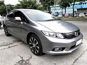 Seminovos Rj  Honda Civic 2014 - 2 0 Lxr 16v Flex 4p Autom U00c1tico