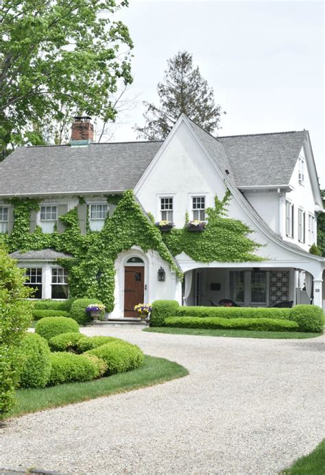 New England Homes Exterior Paint Color Ideas  Nesting