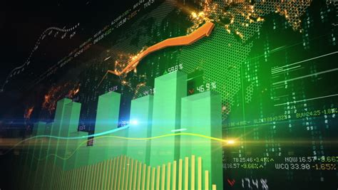 Abstract Economics Wallpaper by Stock Market Abstract Animation Vid 233 Os De Stock 100
