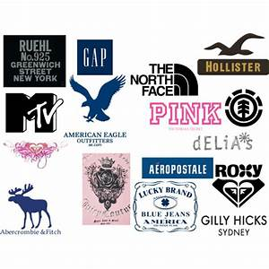 popular teen clothing brands 2013 teen store logos google ...