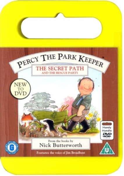 percy  park keeper dvd zavvi