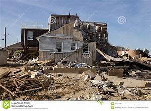 Hurricane Sandy Damage Stock Images - Image: 31553464