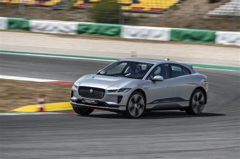 All-Electric 2019 Jaguar I-Pace First Drive Review: An EV ...