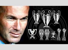 Real Madrid campeón de Champions 2018 Histórico Zidane