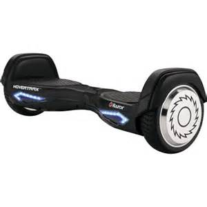 Razor Hovertrax 2.0 Hoverboard Self-Balancing Smart Scooter, Black