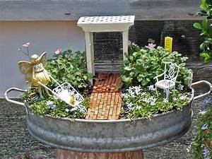 fairy garden planters design decoration With what kind of paint to use on kitchen cabinets for wrought iron wall mounted candle holders