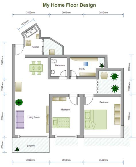Floor Plan Template Powerpoint by 2 Bed Floor Plan Free 2 Bed Floor Plan Templates