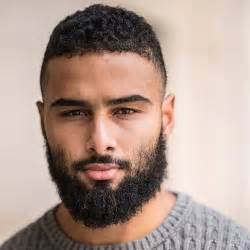 Black Man Beard Styles