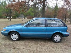 1992 Plymouth Colt 4 Clyinder Low Miles Single Family Owned