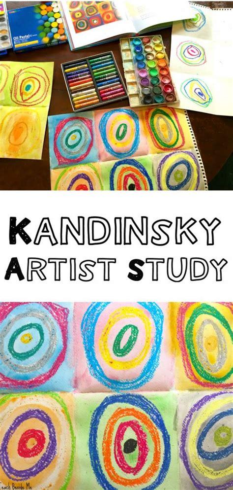 kandinsky artist study  homeschool deals